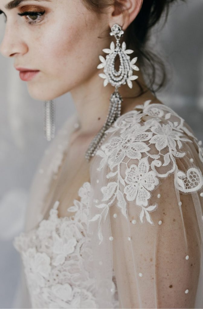 Sant Elia Lace Bridal Styling