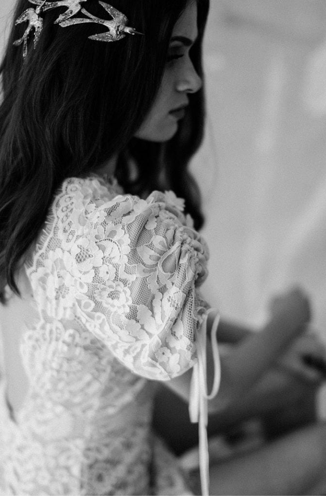 Sant Elia Bridal Dress
